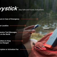 Kickstarter Watch: Bivystick Satellite Communication System