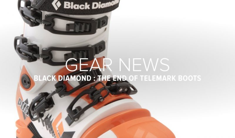 Black Diamond to Cease Telemark Boot Production