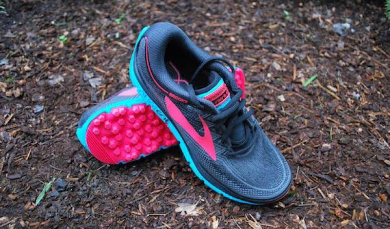 First Look: Brooks PureGrit 6 Trail-Running Shoe