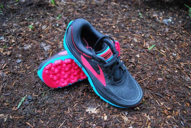 Brooks PureGrit 6 Trail-Running Shoe