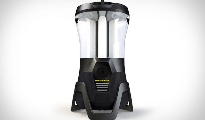 Brunton AMP Lantern and Solaris Chargers Will Rock Your Campsite