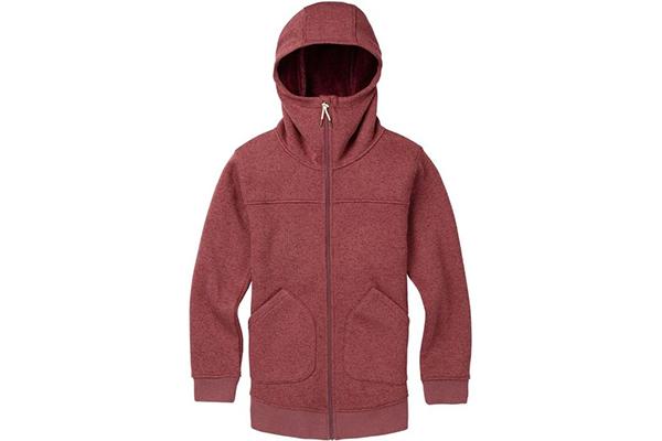 Burton Minxy Full-zip Fleece Hoodie