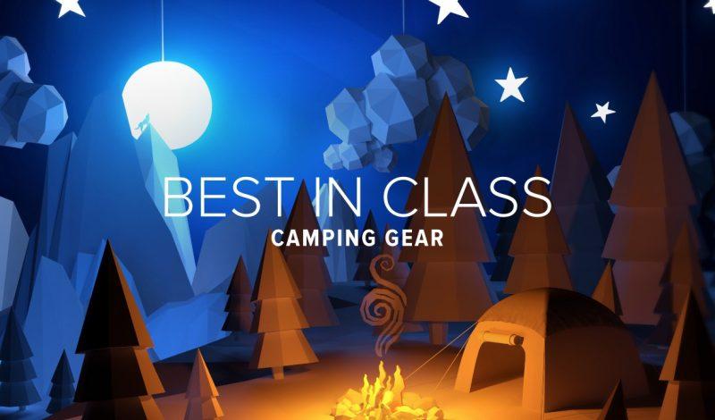 Best in Class Winners—Camping