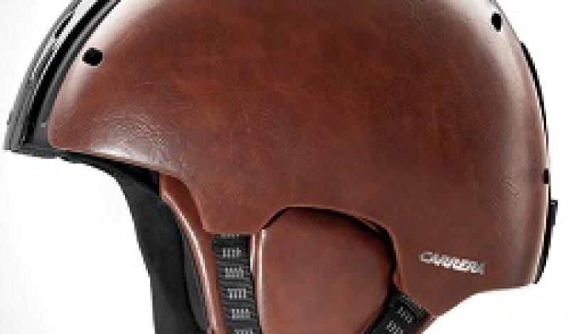 A Foldable Snow Helmet