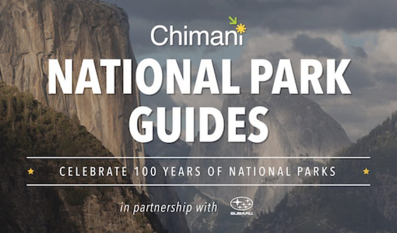 Free Mobile Apps Offer Travel Guides To America's National Parks