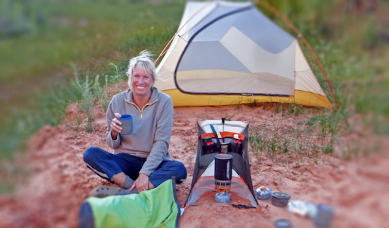 Grub Hub Has a Modern Alternative to Your Stove's Aluminum Windscreen
