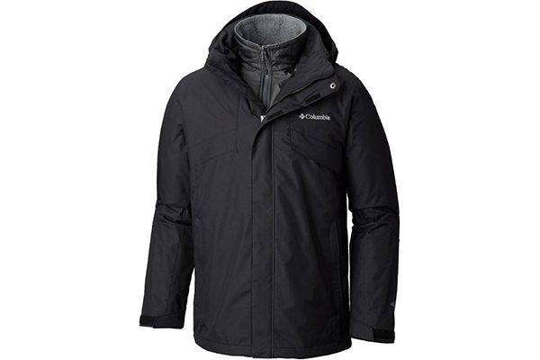 Columbia Bugaboo II Fleece Interchange 3-in-1 Jacket