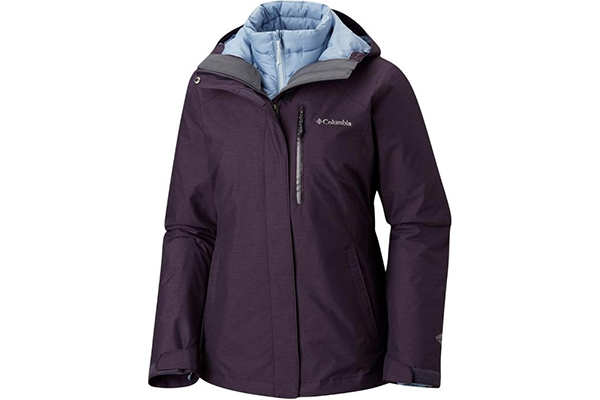 Columbia Whirlibird III Interchange 3-in-1 Jacket