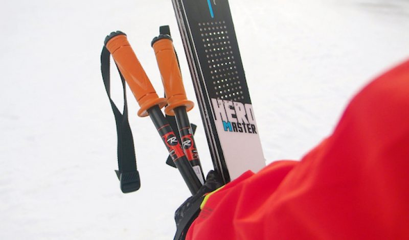 Rossignol Creates World's First 'Connected Ski'
