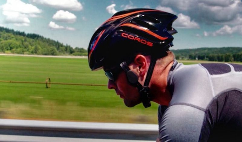 Smart Cycling Helmet Uses Bone Conduction Technology for Safe Audio on the Road