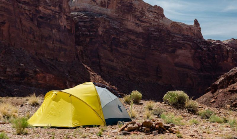 Cotopaxi's New Tent Expands to Fit Your Needs