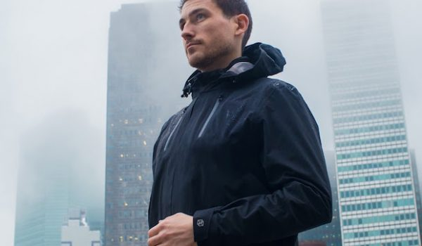 The Jacket Redesigned: Meet the Cube Travel Jacket