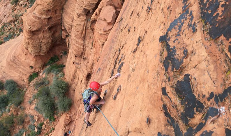 Introducing the Perfect Desert Climbing Kit