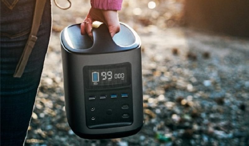 New Portable Power Station Charges All of Your Gadgets at Once