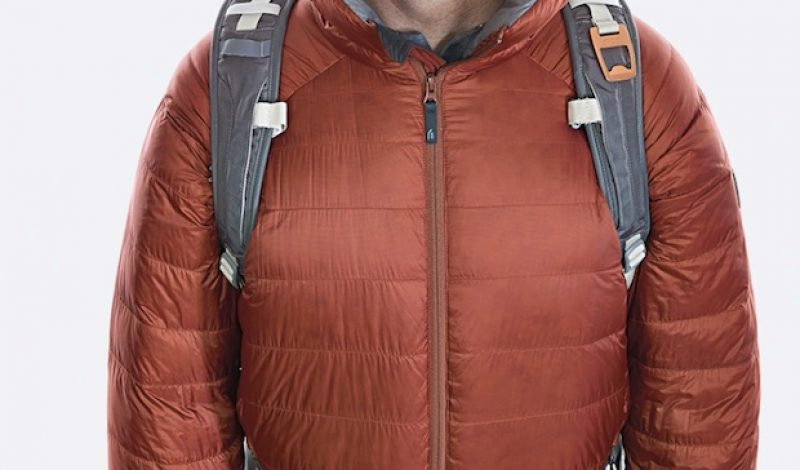 Sierra Designs' Elite DriDown Parka: Warmth Without Compromise
