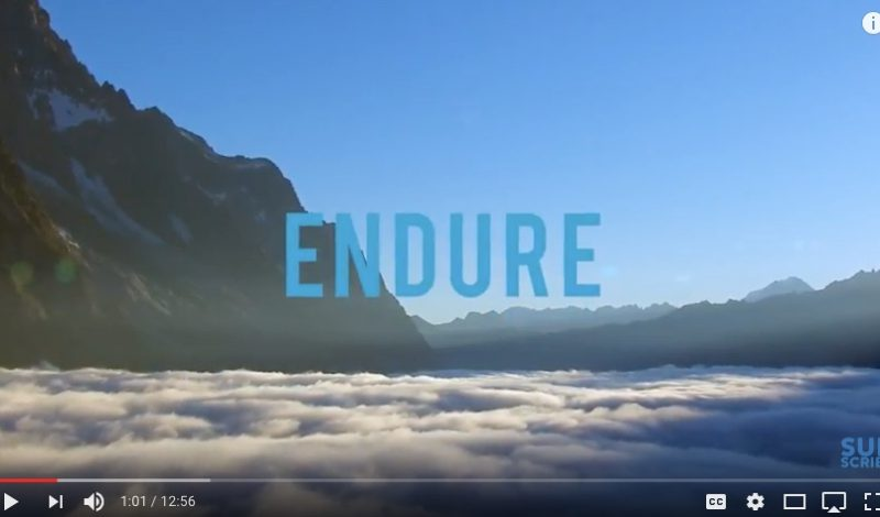 """""""Endure"""" One of the Toughest Trail Races in the World with this Short Film"""