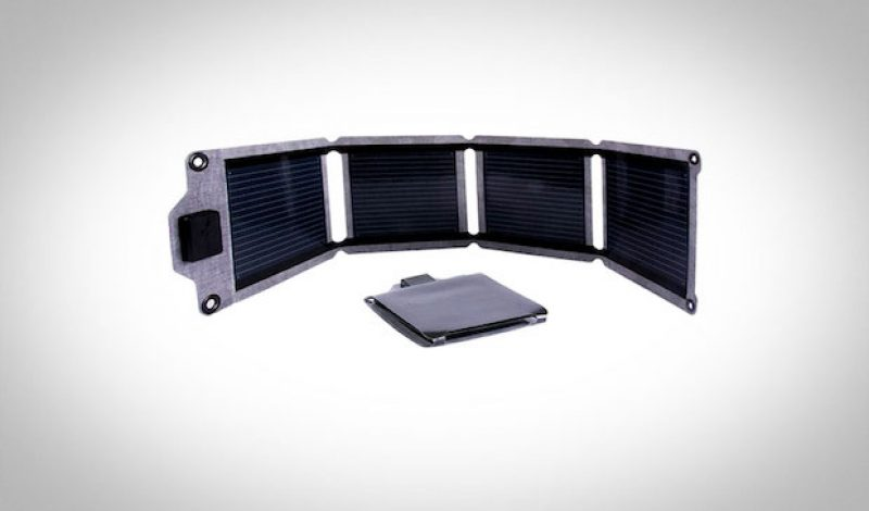 EnerPlex Introduces Lightest Solar Panels for Outdoor Use