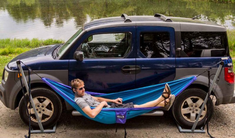 Introducing Eagles Nest Outfitters Hammock Stand Series
