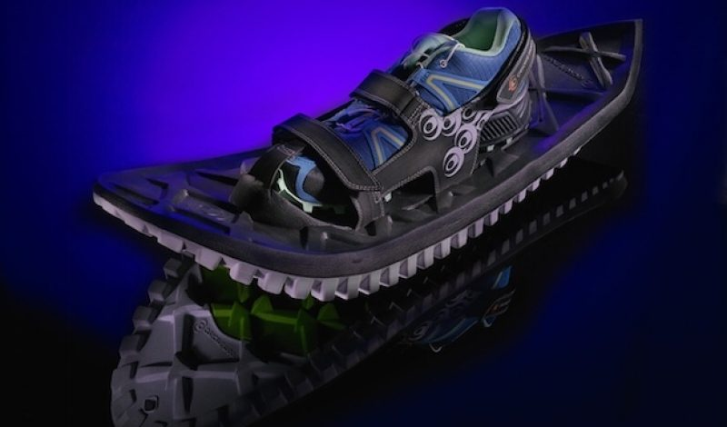 Innovative Foam Snowshoes Look to Kickstarter for Funding