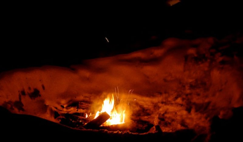 Preserving the Art of Making a Primitive Fire: Flint & Steel