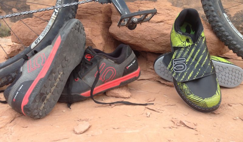 The Right Shoes Can Make Flat Pedals the Way to Ride
