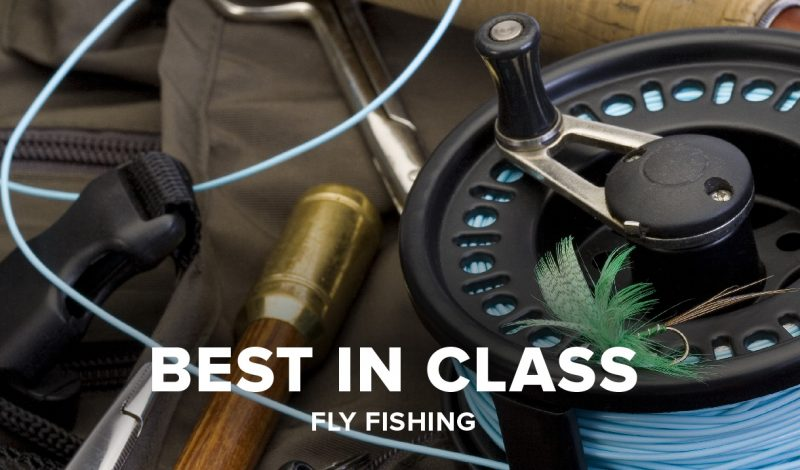 Best in Class Winners—Fly Fishing