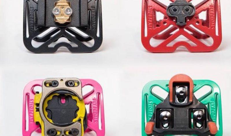 Fly Pedals V3: Now in Technicolor!