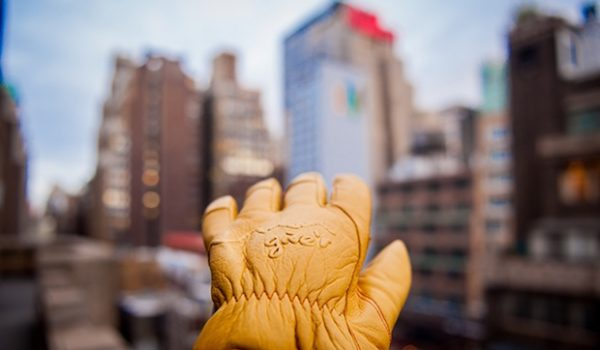 "Kickstarter Promises to Deliver ""Best Damn Gloves Ever"""
