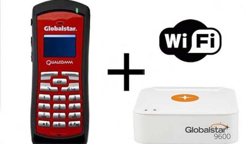 Data Anywhere: Globalstar Delivers A Modem Upgrade to Sat Phones