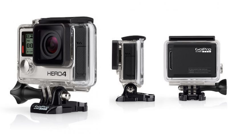 In the Wake of Falling Sales GoPro Simplifies Camera Line-Up