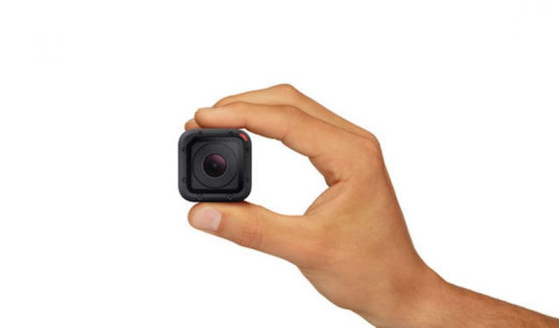 GoPro Introduces Its Smallest, Lightest Camera Yet