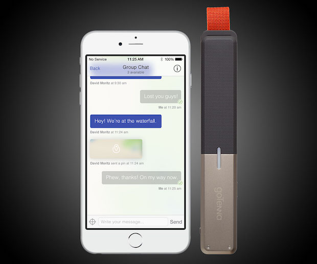Review: goTenna is Your Personal Cell Network in the Backcountry