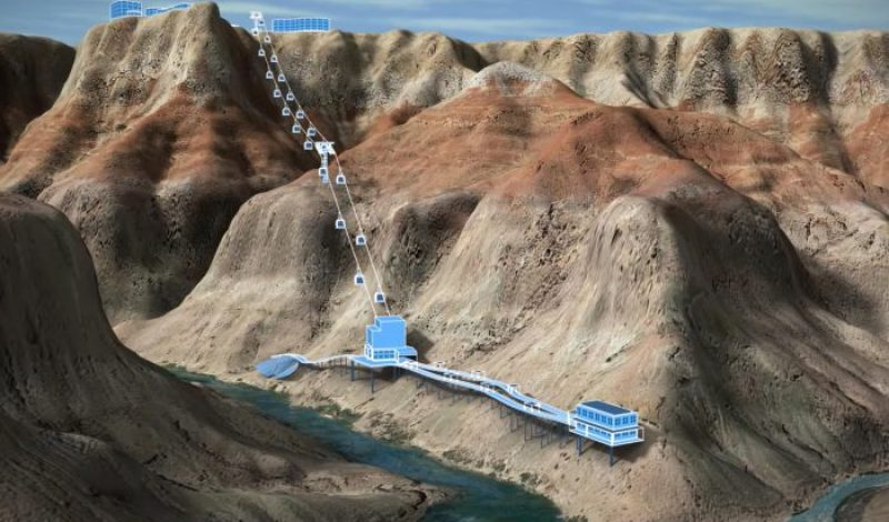 Tram Plans Shake the Grand Canyon