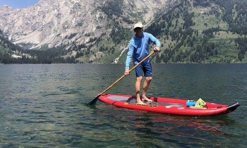 Grass Sticks SUP Paddle Review
