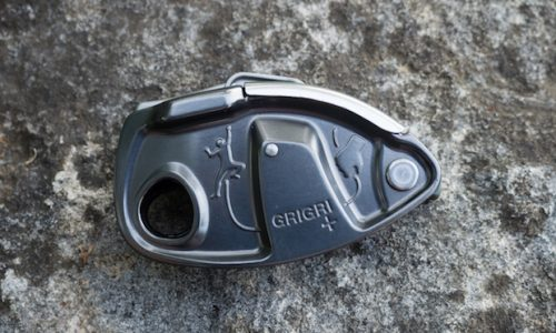 Petzl Delivers New GriGri with Additional Safety and Performance Features