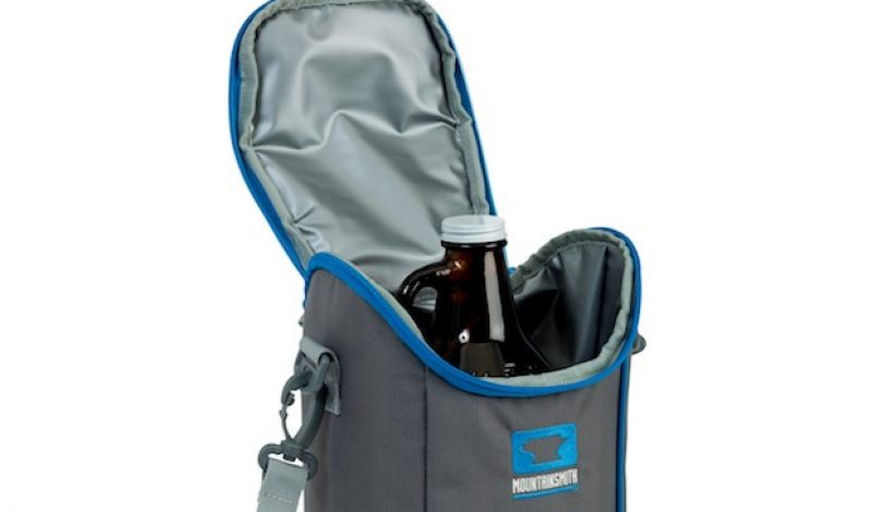 Lug Your Favorite Beverage Anywhere with the Mountainsmith Growler Sling