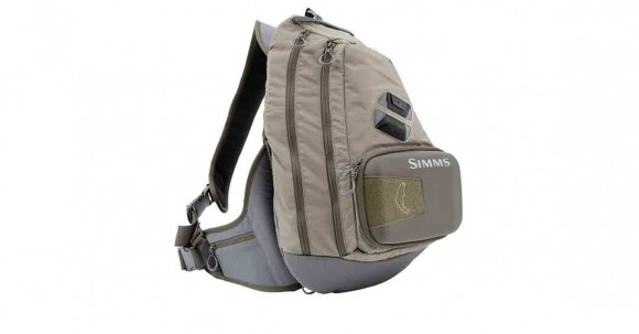 Simms Headwaters Large Sling Pack Review Gear Institute