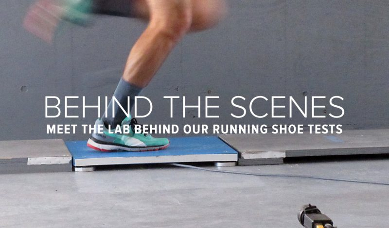 Meet the Lab Behind our Running Shoe Tests