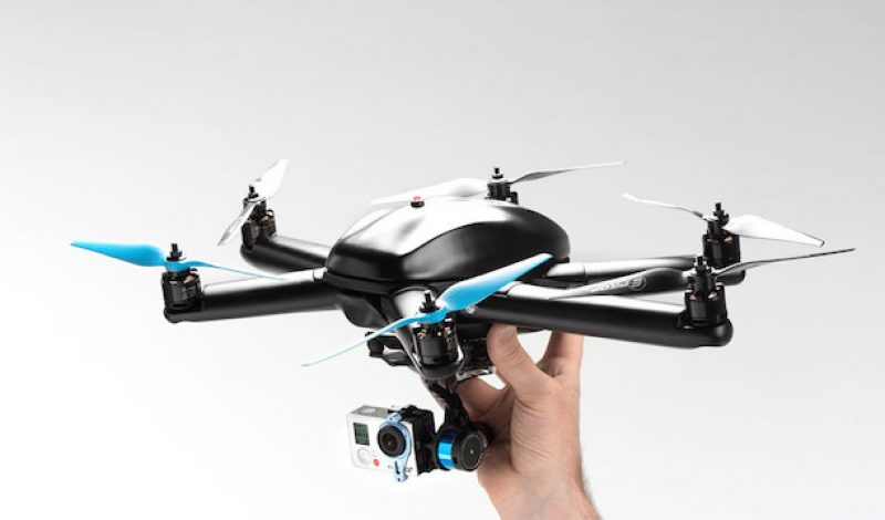 Rise of the Selfie Drones: Meet the Hexo+