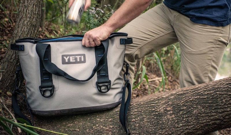 Video: Meet Yeti's Hopper 20 Portable Cooler
