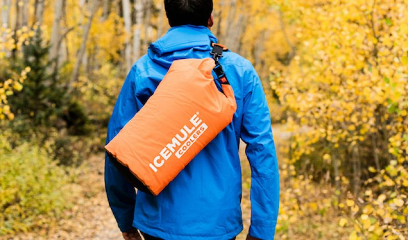 The IceMule Classic Is The Cooler Made For Outdoor Adventure