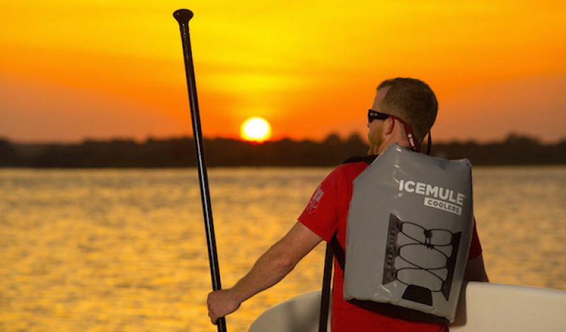 The IceMule Cooler: Backcountry Beverages Just Got Better