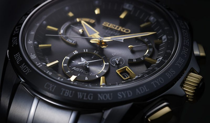 Seiko has Created a Solar Powered GPS Watch