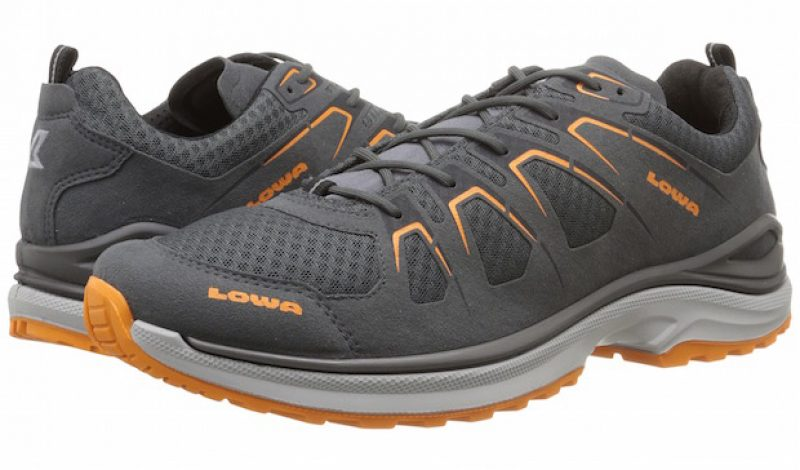 Video: Lowa Introduces a New Trail Running Shoe