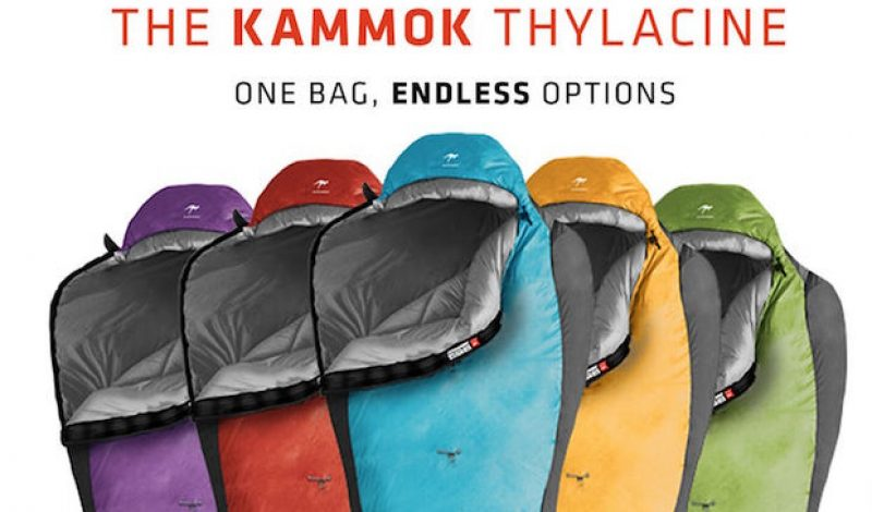 Kammok Introduces A Sleeping Bag Layering System for All Seasons