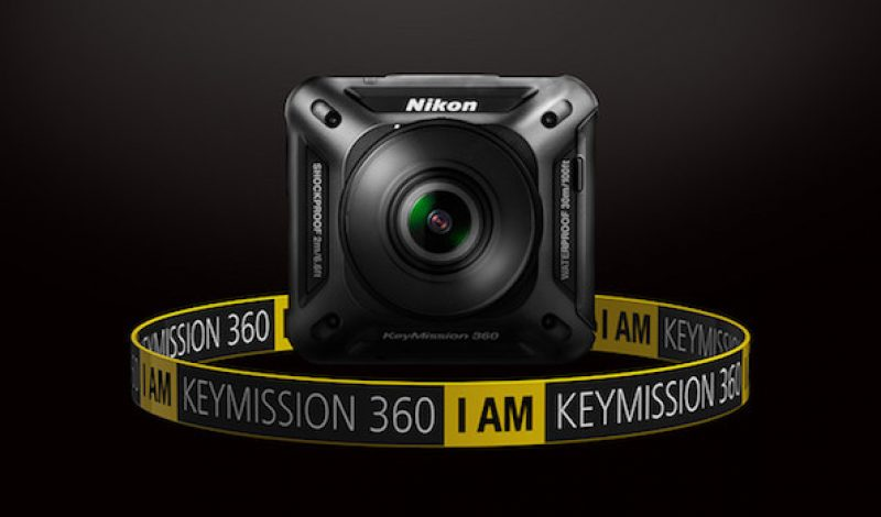 Nikon's KeyMission 360 is an Action Cam with Some New Tricks