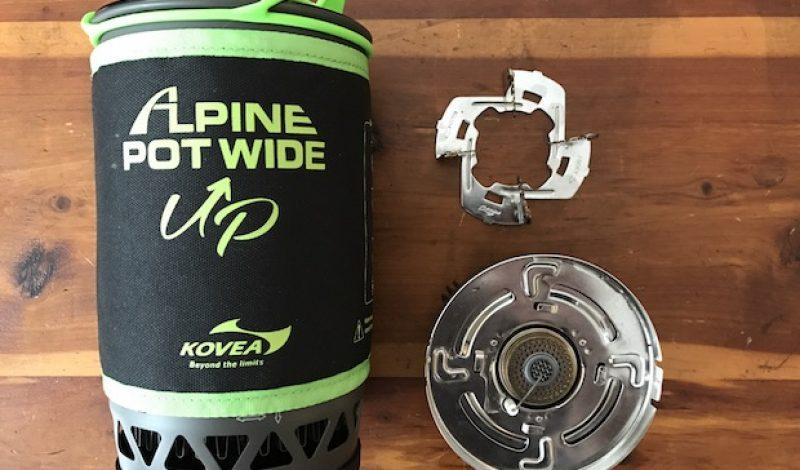First Impressions: Kovea Alpine Pot Wide Up
