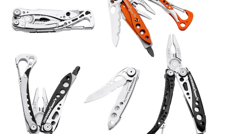 Leatherman Keeps It Simple for 2017