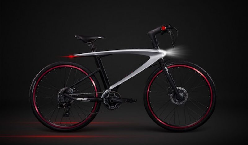 This Smartbike Runs Android, Has a Built-in Camera and 4GB of Memory