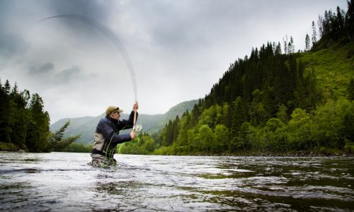 Spey: Taking Up Two-Handed Trout Fishing